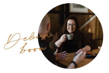 Debora Boon, herken je merk, dboon ontwerp